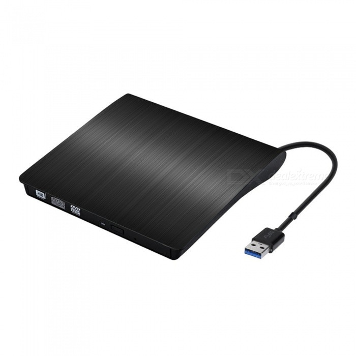 Buy Miimall Portable External Player DVD CD Drive - Black with Litecoins with Free Shipping on Gipsybee.com