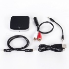 Bluetooth 4.1 Transmitter + Receiver w/ Digital Optical TOSLINK Cable