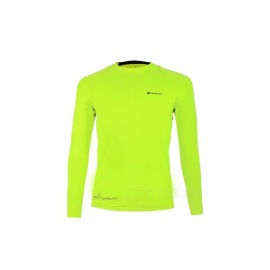 NUCKILY-Riding-Jacket-for-Spring-Summer-Fluorescent-Green-(M)