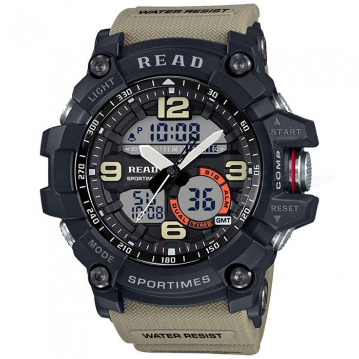 Men's Watches Luxury Casual Military Sports Wristwatch