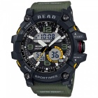 Mens-Watches-Luxury-Casual-Military-Sports-Wristwatch-Green