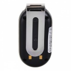 Mini Vodotěsné GSM / GPRS GPS Locator w / Google Map - Black + Gray