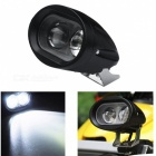 Jiawen-30W-Motorcycle-Car-2-LED-Cold-White-Light-Headlamp-Black