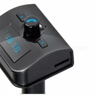 KELIMA XK-760 Bluetooth v4.0 auto MP3 přehrávač FM Transmitter - Black