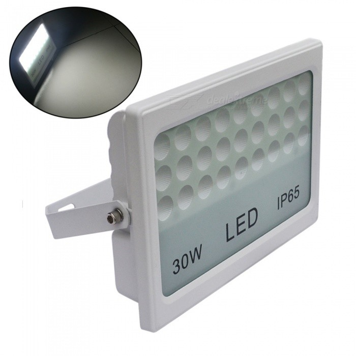 Buy Jiawen 30W LED Flood Light Outdoor Waterproof IP65 Wall Lighting Lamp with Litecoins with Free Shipping on Gipsybee.com