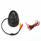 KELIMA HD IP66 AV Interface Car Coach Camera w / 24-IR LED Night Vision
