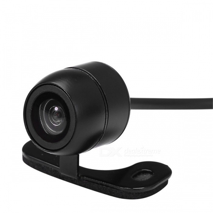 Buy KELIMA A02 ABS IP67 Car Rear View Camera - Black with Litecoins with Free Shipping on Gipsybee.com