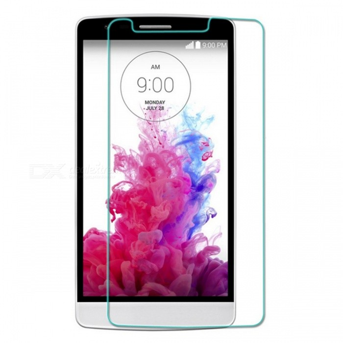 Dazzle Colour Tempered Glass Screen Protector for LG G6 Glossy Transparent (1-2 Pcs)
