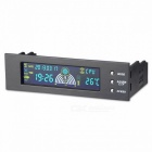 525-LCD-Display-CPU-HDD-Fan-Speed-Control-PC-Temperature-Controller