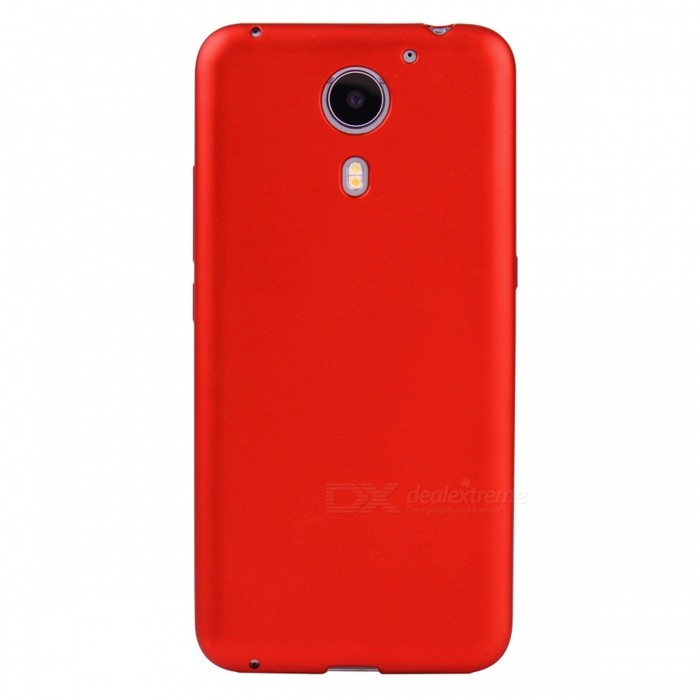 """OCUBE TPU Protective Back Cover Case for Umi Plus 5.5"""" Mobile - Red"""