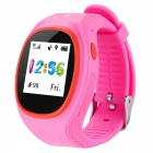ZGPAX-X113-GPS-Tracking-Watch-Phone-for-Kids-Pink