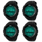 SKMEI-Mens-Digital-Display-Sport-Watch-Black-(4-PCS)