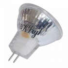 YouOKLight MR11 3W 5733-SMD 12-LED Glühbirne Warm Weiß DC10 ~ 30V 6PCS