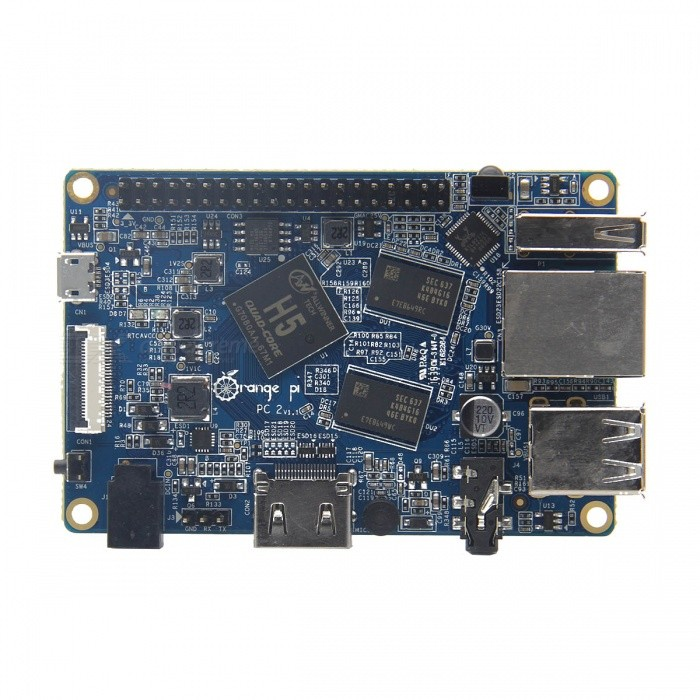 Orange Pi PC 2 Cortex-A53 ...