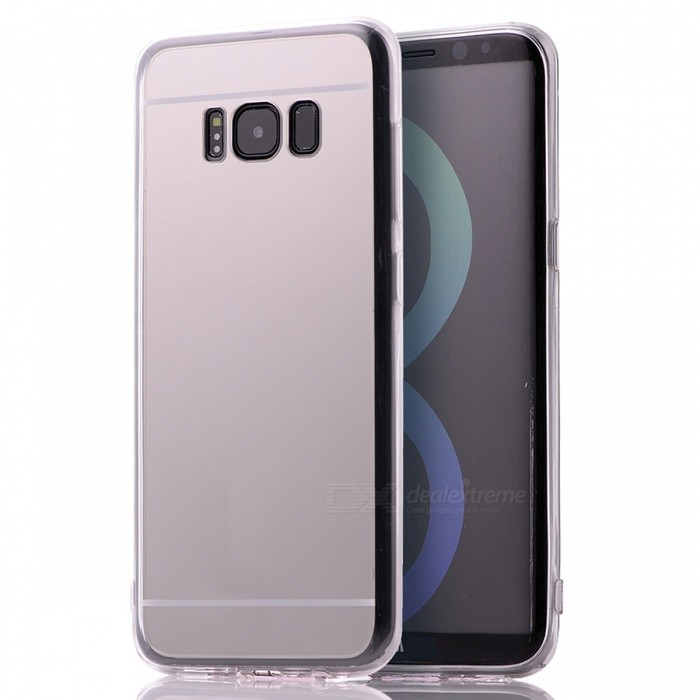 TPU + PC Mirror Back Case Cover for Samsung Galaxy S8 Plus