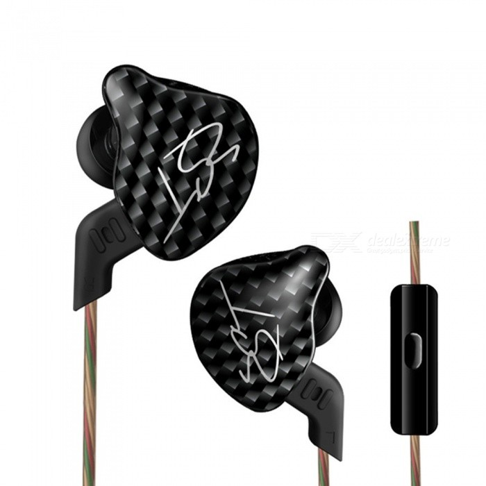 KZ ZST HiFi Stereo In-Ear Wired Hybrid Earphone