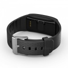 Eastor A59 Vattentät Blood Pressure Heart Rate Smart Band - Svart