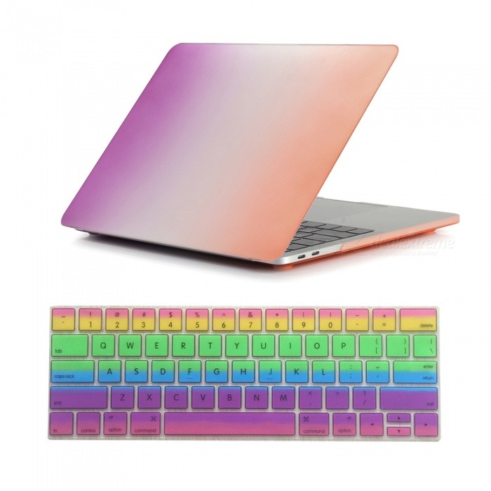 Dayspirit-Rainbow-Case-2b-Keyboard-Cover-for-MacBook-Pro-154-2016