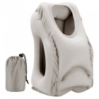 Soft-Freshner-Travel-Inflatable-Pillow-for-Airplanes-Sleeping-Grey