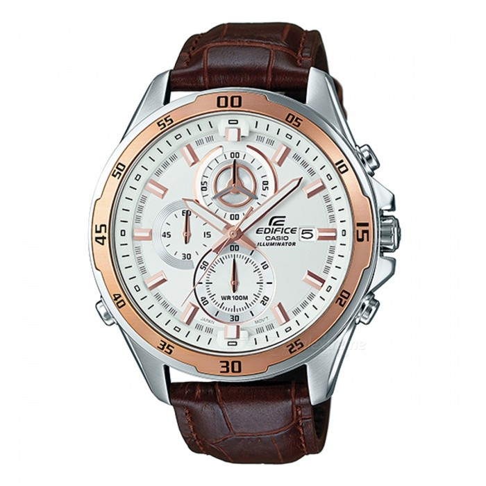 Casio EDIFICE CHRONOGRAPH EFR-547L-7AV Watch