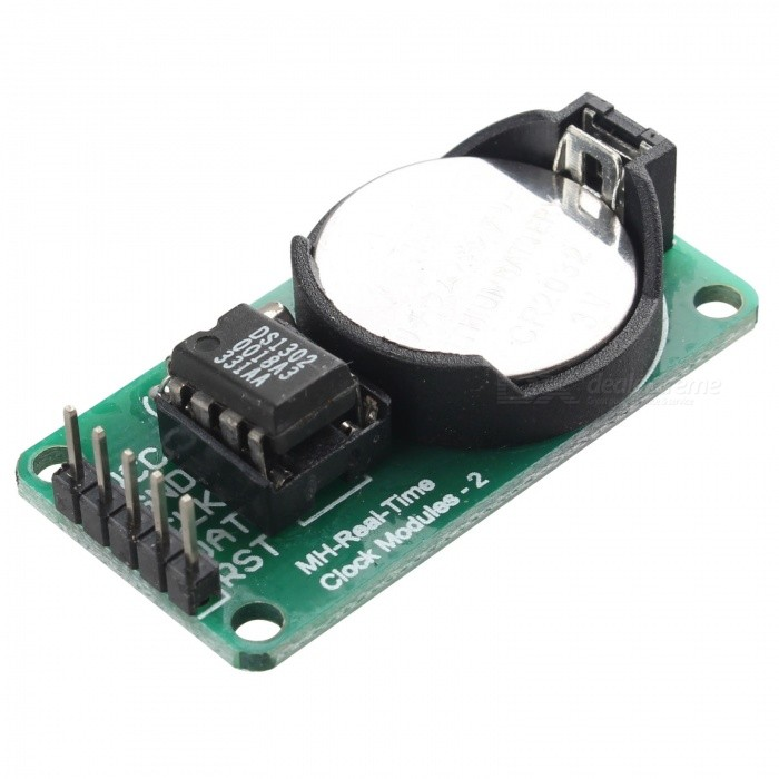 DS1307RTC Library, For Accessing Real Time Clock RTC