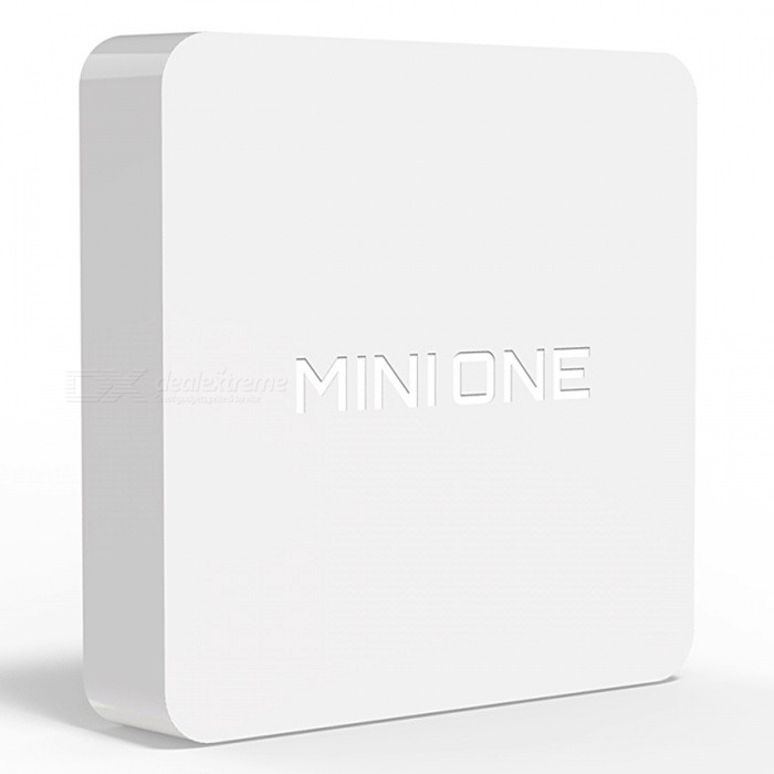 MINI ONE RK3229 Quad-Core Cortex-A7 Smart TV -laatikko, jossa on 1 + 8 Gt (EU-pistoke)