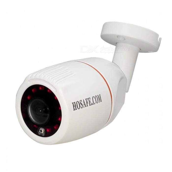 HOSAFE.COM 1080P Outdoor Waterpoof Fisheye Panaromic VR IP Camera