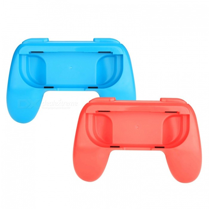 Kitbon Wear-Resistant Joy-Con Grip Kit Hand Grips for Nintendo Switch