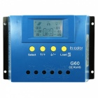 IN-COlOR-12V24V-60A-LCD-Display-PWM-Solar-Charge-Controller-Blue