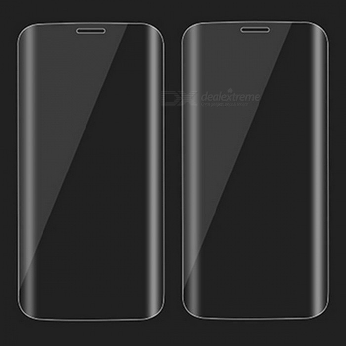 Dazzle Colour Tempered Glass Screens for Samsung Galaxy S8 Plus / S8+Screen Protectors<br>Form  ColorTransparent for S8 Plus / S8+ (2Pcs)Screen TypeGlossyModelN/AMaterialTempered glassQuantity2 DX.PCM.Model.AttributeModel.UnitCompatible ModelsSamsung Galaxy S8 Plus / S8+Features3D,Fingerprint-proof,Anti-glare,Scratch-proof,Tempered glassPacking List2 x Tempered glass films2 x Wet wipes2 x Dry wipes2 x Dust stickers<br>