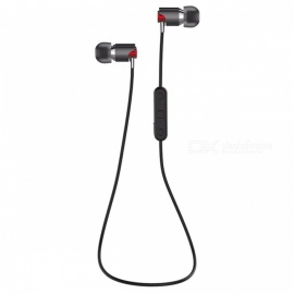 M7-Stereo-Bluetooth-Wireless-Earphone-w-MIC-for-Sports-Red