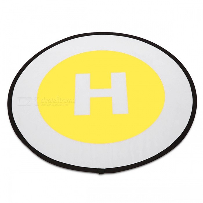 Apron Foldable Retractable Landing Pad for DJI Phantom 3 4 Mavic ProOther Accessories for R/C Toys<br>Form  ColorYellow + WhiteModel78cm diameter landing padMaterialWater proof NylonQuantity1 DX.PCM.Model.AttributeModel.UnitCompatible ModelDJI Mavic Pro Phantom 3 4Packing List1 x Landing pad1 x Carry bag<br>