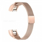 Miimall-Milanese-Loop-Watch-Band-for-Fitbit-Alta-Alta-HR-Rose-Gold