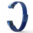 Miimall-Milanese-Loop-Watch-Band-for-Fitbit-Alta-Alta-HR-Blue