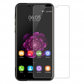 OUKITEL Clear Tempered Glass Screen Protector for OUKITEL U20 Plus