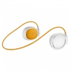 Mini-Level-Touch-Screen-Noise-Canceling-Sport-Headphone-w-Mic-White