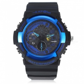 Waterproof-Dual-Display-Sports-Watch-Black-2b-Blue
