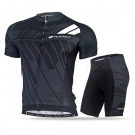 NUCKILY-Cycling-Short-Sleeved-Suits-for-Men-Women