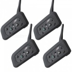 1200m-6-Riders-Motorcycle-Helmet-Bluetooth-Interphone-(US-Plugs-4PCS)