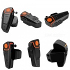 1000m 5 Reiter FM Motorradhelm Bluetooth Interphones (2PCS)