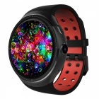 Z10-Android-GPS-139-Smart-Watch-w-16GB-Memory-Red-(3G-Version)