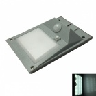 Ismartdigi-02W-18LED-Wall-Light-Solar-Sensor-Lamp-for-Walls-Gray