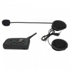 1200m-6-Riders-Motorcycle-Helmet-Bluetooth-Interphone-(US-Plugs-1PC)