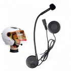 Bluetooth-V40-Motorcycle-Helmet-Wireless-Headset-Black