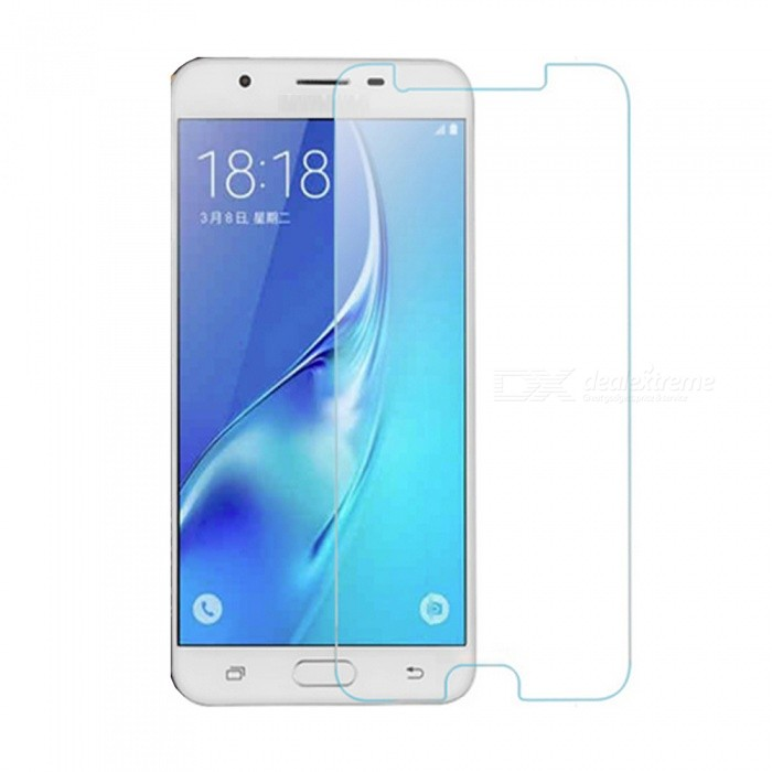 Dazzle Colour Tempered Glass Screen Protector for Samsung J5 Prime - Free Shipping - DealExtreme