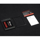 "SanDisk SSD PLUS 120GB Solid State Drive SATA 2.5"" - Black (Newest Version)"