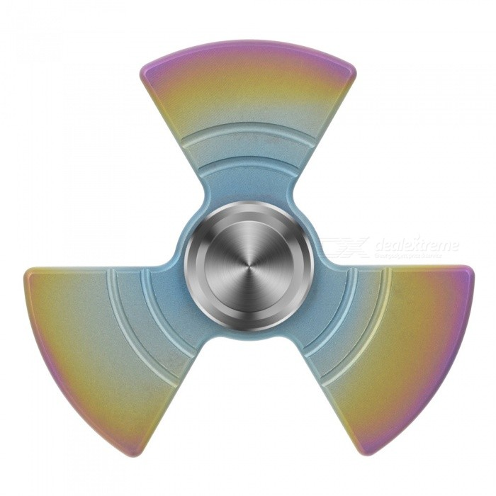 FURA TC4 Tri-Fan Shape Titanium Alloy Hand Spinner Toy - ColorfulFinger Toys<br>Form  ColorColorfulMaterialTC4 Titanium Alloy (Body) + Tungsten Steel(Beads)Quantity1 DX.PCM.Model.AttributeModel.UnitSuitable Age 3-4 years,5-7 years,8-11 years,12-15 years,Grown upsPacking List1 x Hand Spinner<br>