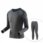 CAXA-Mens-Thermal-Underwear-Suit-for-Outdoor-Sports-Grey-(XXL)