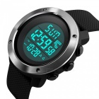 SKMEI 1267 Digital Sport Watch - Black (S)