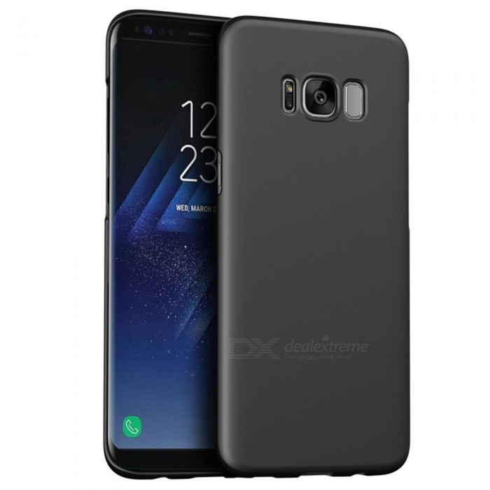 Naxtop PC Hard Protective Back Case for Samsung Galaxy S8 Plus - Black